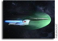 Shield for the Starship Enterprise: A Reality?
