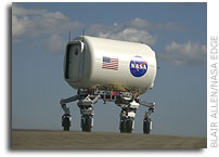 NASA Edge: These ARE the droids you are looking for...