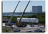 SpaceX Falcon 9 to Be Fully Integrated by December 231