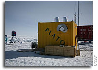 International team establishes unique observatory in Antarctica