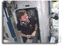 Space Station Crew Wraps Up Busy Week of Science