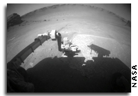 NASA Mars Exploration Rover Opportunity Status Report 23 April 2008