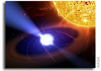 White Dwarf Pulses Like a Pulsar