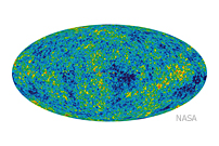 WMAP Reveals Neutrinos, End of Dark Ages, First Second of Universe