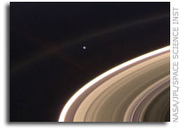 Favorite Cassini Image Contest Draws Space Enthusiasts, And Winners, From Across The Globe