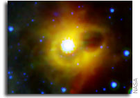Strange Ring Found Circling Dead Star