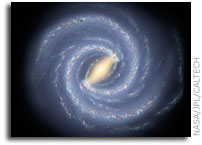 Two of the Milky Way's Spiral Arms Go Missing