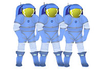 Oceaneering Announces NASA Space Suit Contract