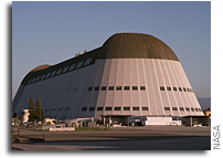 NASA Solicitation: Design-Build Rehabilitation of Hangar 1 at NASA Ames Research Center