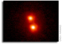 Astronomers Weigh the Coldest Brown Dwarfs with Astronomy's Sharpest Eyes