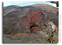 Lavas from Hawaiian volcano contain fingerprint of planetary formation