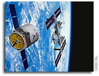 NASA Selects Orbital To Demonstrate New Commercial Cargo Delivery System For The International Space Station