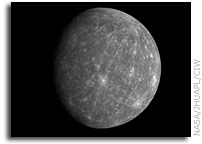 NASA MESSENGER Image: Mercury as Never S