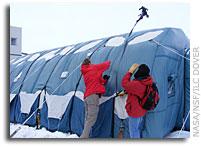 NASA and Challenger Center Announce Name of Antarctic Habitat