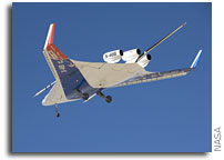 X-48B Blended Wing Body Flight Tests Enter Second Phase