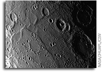 MESSENGER Team Begins Planning for Second Mercury Encounter