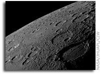 New Images Shed Light on Mercury's Geological History, Surface Textures