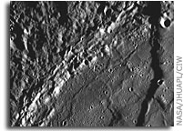 Mercury's Long Cliffs