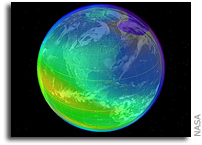 4D Ionosphere Map Helps Flyers, Soldiers, Ham Radio Operators