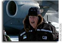 Sir Ed passes away - Legendary explorer and mountaineer left mark on Antarctic history