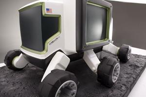 MEXR rover model