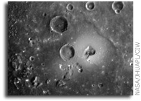 Volcanic Activity Shaped Mercury After All