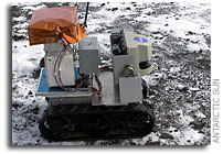 NASA uses robot to test communication systems from Antarctica for future space missions