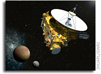 NASA New Horizons Mission to Pluto: 'Brain Transplant' Successful as Checkout Continues