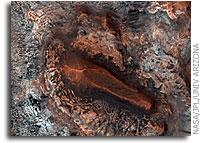 NASA Mars Reconnaissance Orbiter HiRISE Imagery Release 20 February 2008