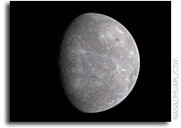 Surprises Stream back from Mercury's MESSENGER