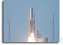 Another successful Arianespace launch: Superbird-7 and AMC-21 in orbit