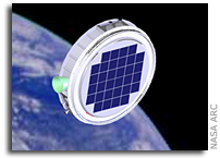 NASA Ames Partners with m2mi for Small Satellite Development