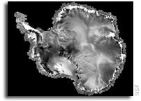 Satellite Images of Antarctica: The Whole Picture