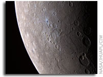 Mercury in Color