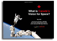NASA Gen Y Presentation Inspires Canadian Space Exploration Presentation