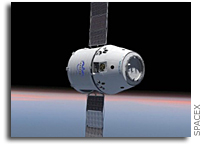 SpaceX DragonLab, a free-flying, fully-recoverable, reusable spacecraft capable of hosting pressurized and unpressurized payloads