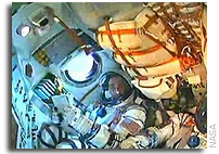 NASA ISS On-Orbit Status 12 October 2008