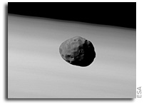 Mars Express to rendezvous with Martian moon Phobos