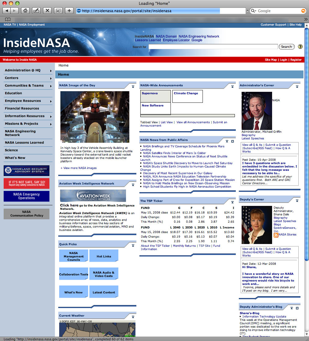 nasa webmail url - photo #1