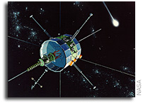 NASA's ISEE-3/ICE Spacecraft Is Still Operating After 30 Years in Space