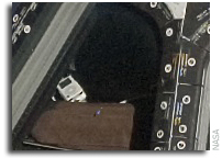 iPod sighted Inside Space Shuttle Endeavour by Someone Inside the International Space Station