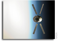 Jules Verne ATV given 'go' for docking with ISS