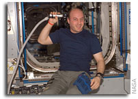 NASA TV Airs High-Def Day in the Life of a Space Station Astronaut
