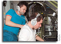 Live Space Talk Now Available 24/7 on NASA Web Site