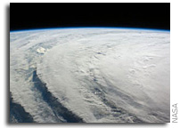 International Space Station Imagery: Hurricane Ike