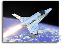NASA Selects XCOR to Participate in $10 Million Suborbital Flight Contract