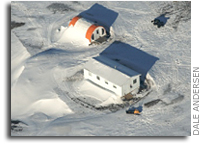 McGill High Arctic Research Station (MARS) Status Report - Dale Andersen: 12 April 2008