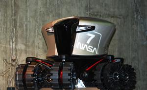 NASA 7 rover model