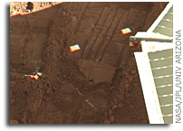 Next Mars Soil Scoop Slated for Last of Lander's Wet Lab Cells