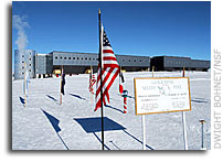 NSF Dedicates New South Pole Station